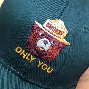 Smokey Only You hat 🌲